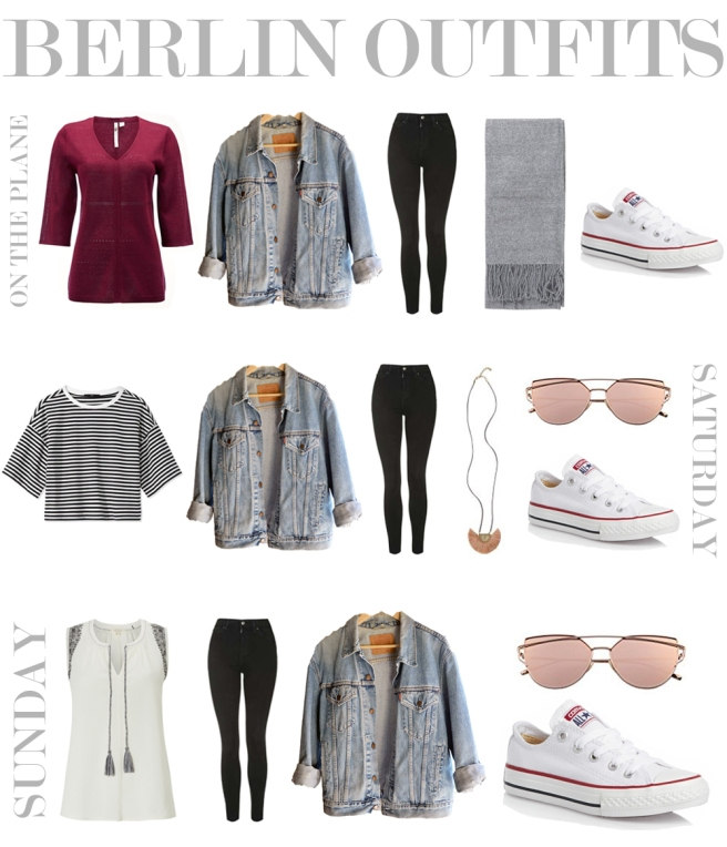 BERLIN OUTFITS