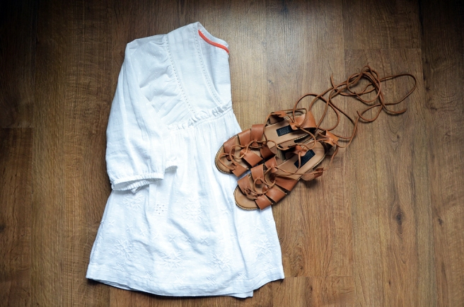 boho top and sandals 2