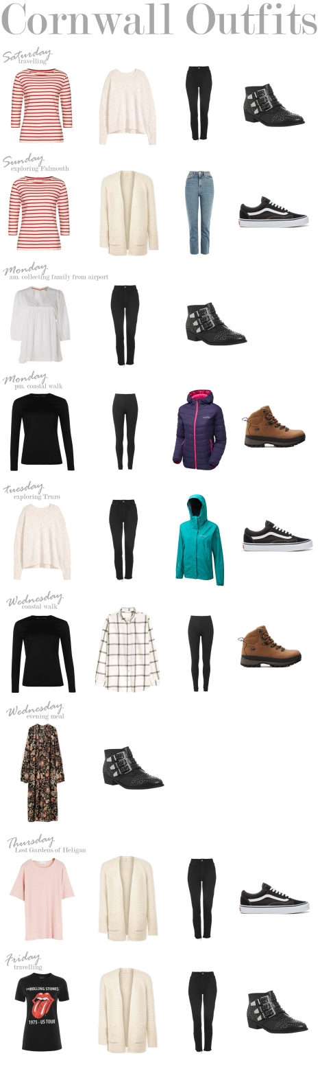 Cornwall outfits